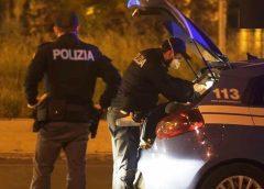 Caltanissetta, denunciato dalla Polizia di Stato neopatentato per guida sotto l'influenza dell'alcol