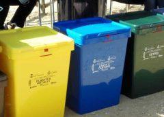 Centro di distribuzione kit e sacchi della differenziata: dal 1 luglio cambiano modalità e sede