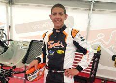 Alex Maragliano spicca nel karting a Villarosa