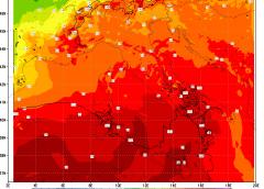 Previsti più di 40 gradi tra mercoledì e giovedì