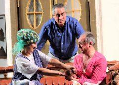 Martedi 14 Luglio parte l'Estate Nissena teatrale al Teatro Oasi della Cultura