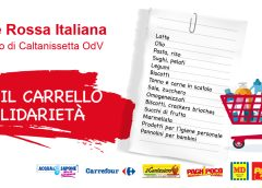 La Croce Rossa di Caltanissetta organizza una giornata solidale per il 27 giugno 2020