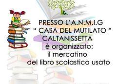 Mercatino del libro usato, Caltanissetta: orari di apertura e giorni