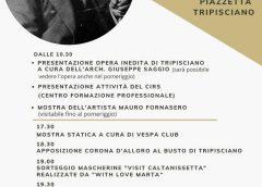 160° anniversario della nascita dello scultore Michele Tripisciano