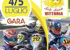 Il  Karting siciliano al giro di boa. Nel weekend sfide aperte a Vittoria in provincia di Ragusa