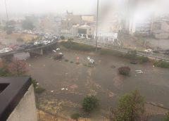 Bomba d'acqua su Palermo: due morti annegati