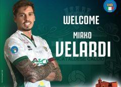 Mirko Velardi è un giocatore della Sancataldese