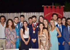 Rotaract Club di Caltanissetta. Lorenzo Ambra succede a Marco Miccichè